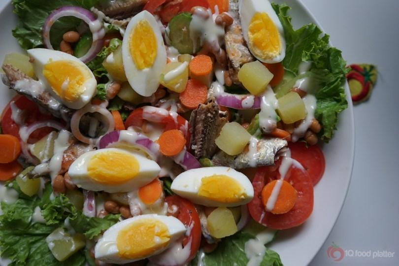 Nigerian Salad 302