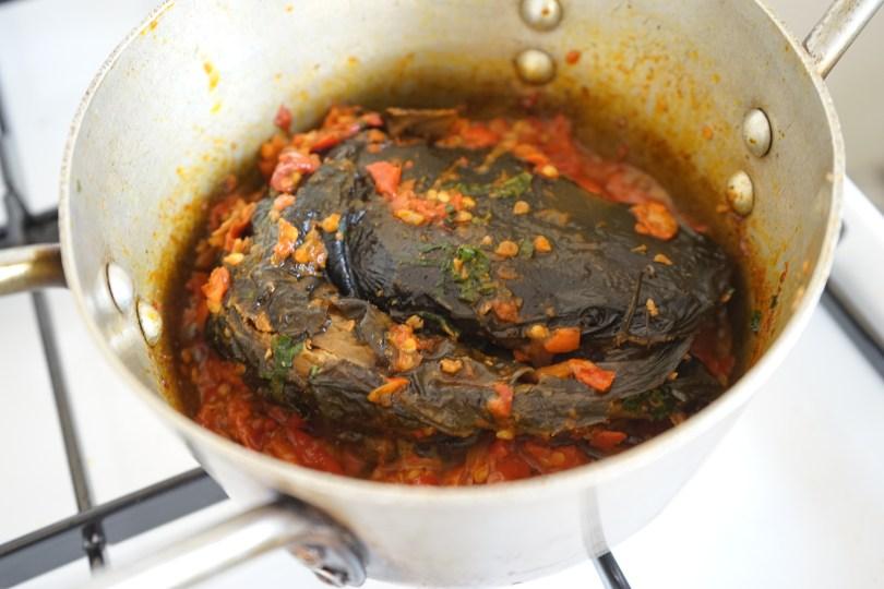 Peppered Smoked Fish