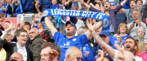 leicester fans