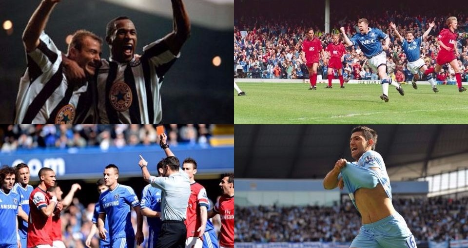 best ever matches in the Premier League history