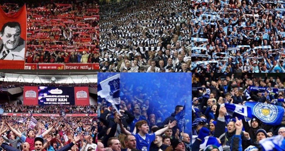 Premier League Season Ticket Prices For 2017-18