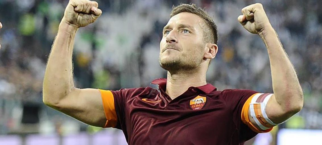greatest AS Roma players of all time