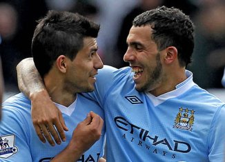 greatest Manchester City strikers of all time