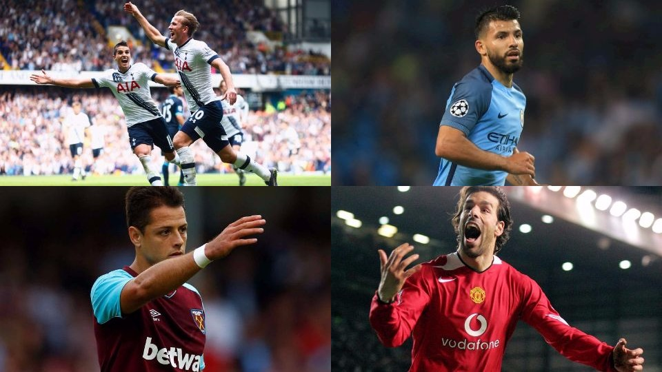 Top 10 Players With Best Minutes Per Goal Ratio In The Premier League History