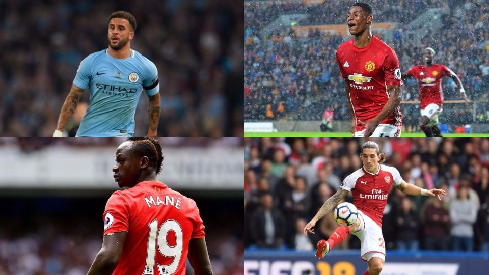 Top 10 Fastest Players In The Premier League