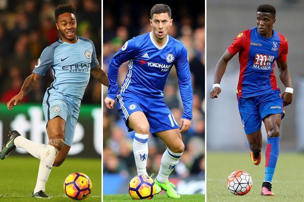 top 10 dribblers in the Premier League