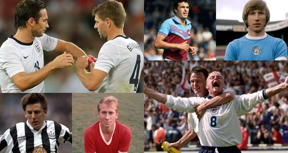 greatest English midfielders of all time