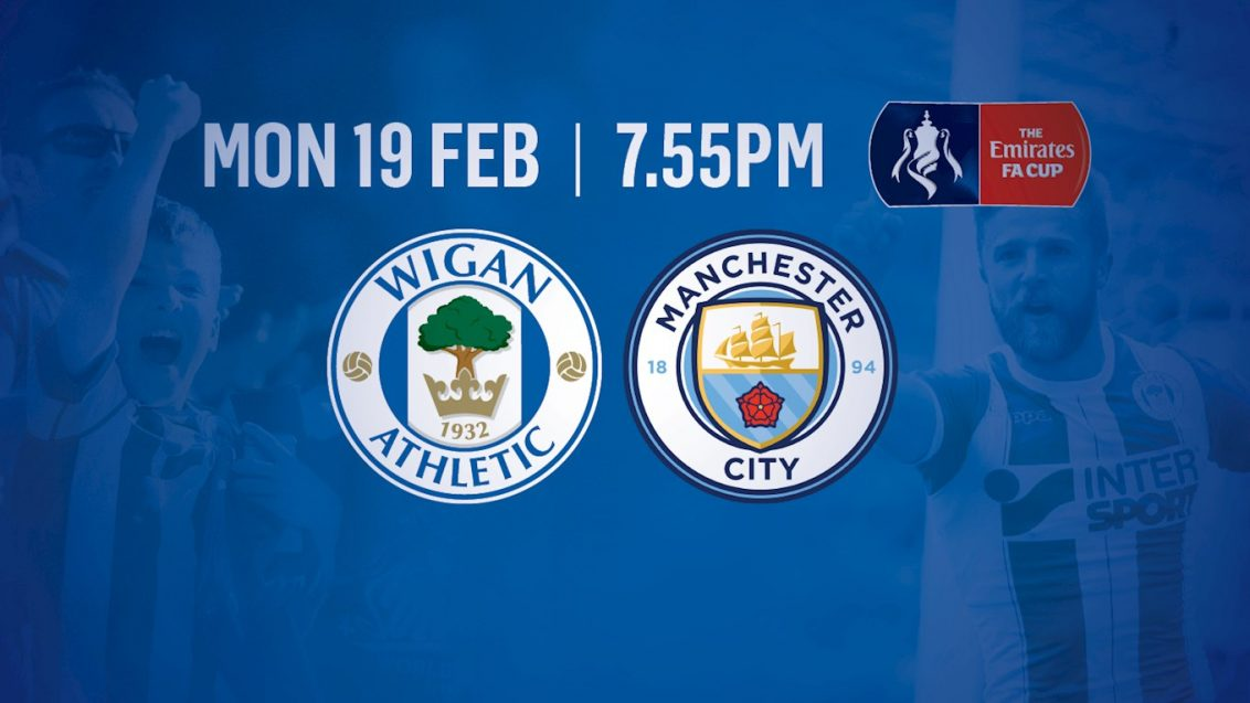 Wigan v Manchester City Preview : Team News, Expected Lineups & More