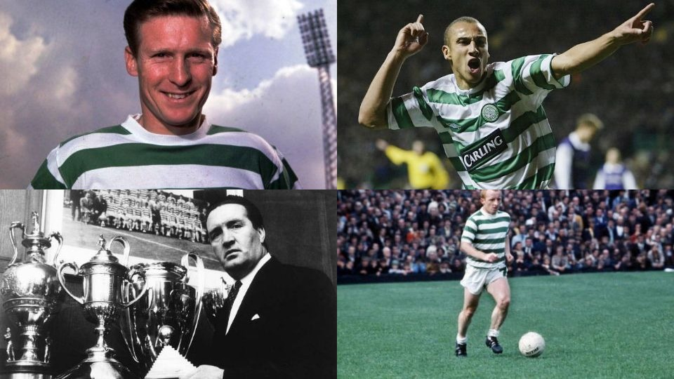 10 Greatest Heroes Of Celtic Football Club
