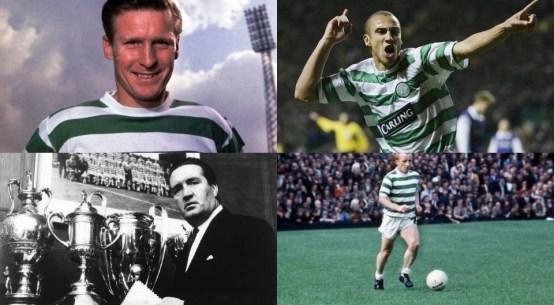 greatest heroes of Celtic Football Club