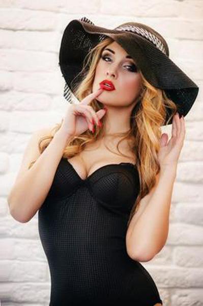 Attractive Maryna Ukrainian best girl from city Khmelnitsky Ukraine