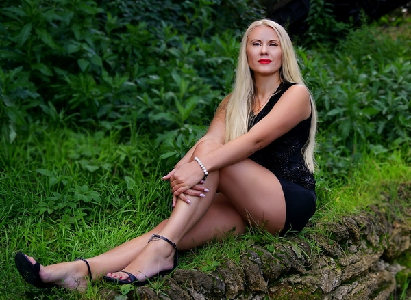 brave Ukrainian bride from city Odessa Ukraine