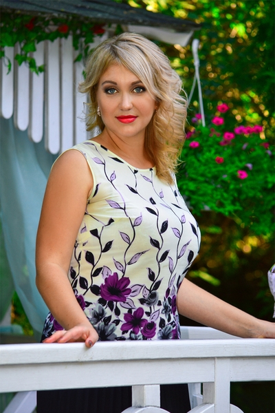 bright Ukrainian marriageable girl from city Berdyansk Ukraine
