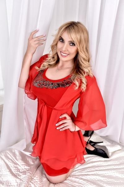 brilliant Ukrainian marriageable girl from city Odessa Ukraine