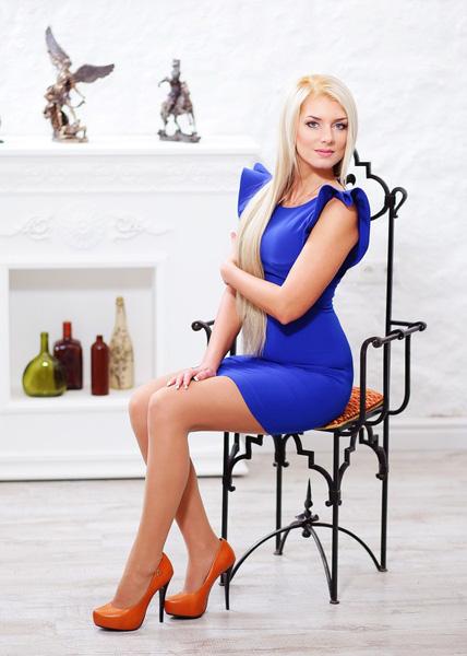 calm Ukrainian lady from city Odessa Ukraine
