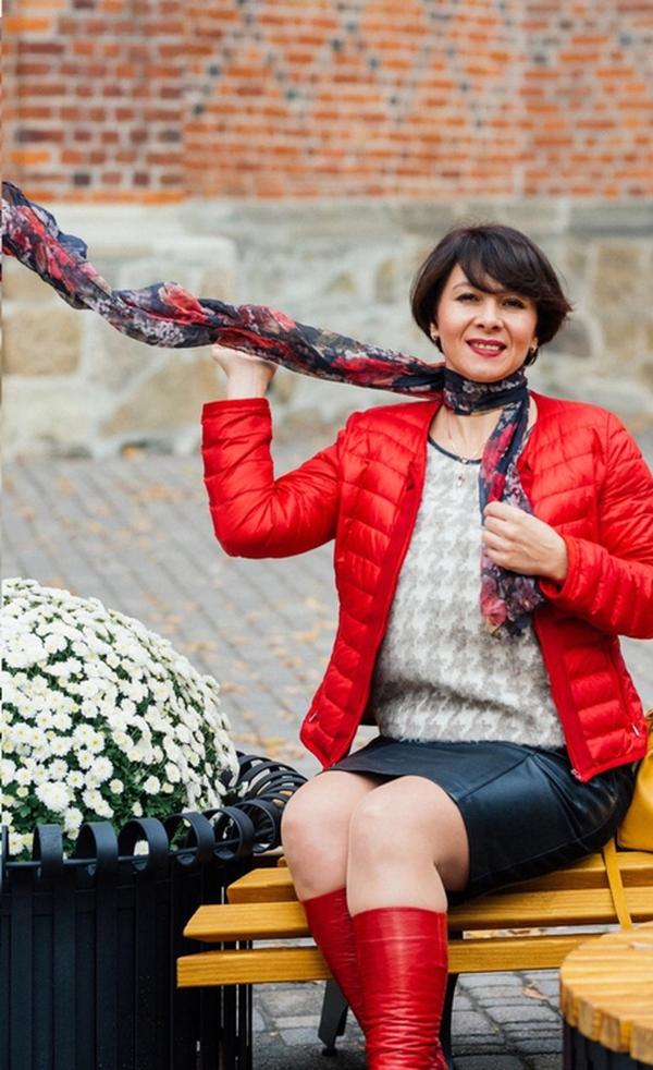 charismatic Ukrainian lady from city Rovno Ukraine