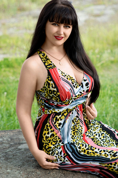 Charming Viktoria Ukrainian female from city Uman Ukraine