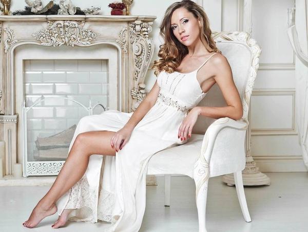 compelling Ukrainian  best girl from city Kiev Ukraine