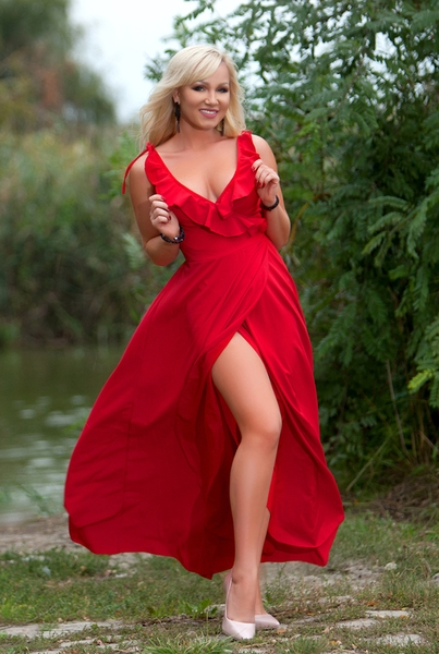 compelling Ukrainian best girl from city Odessa Ukraine