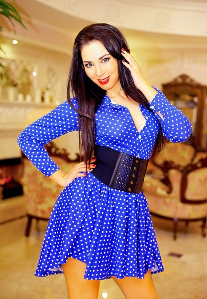 enchanting Ukrainian female from city Odessa Ukraine