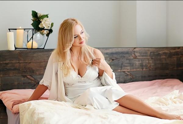 energetic Ukrainian fiancée from city Kyiv Ukraine