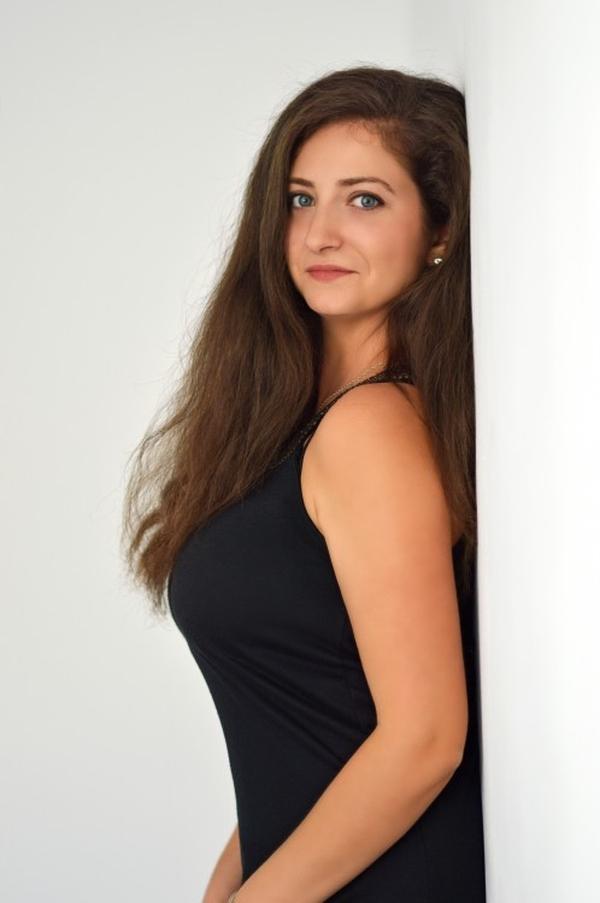 attractive Ukrainian marriageable girl from city Rivne Ukraine