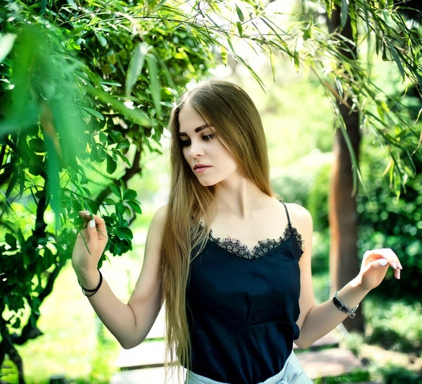 engaging Belarusian marriageable girl from city Grodno Belarus
