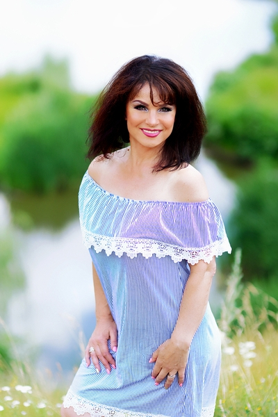 faithful Ukrainian female from city Kharkov Ukraine