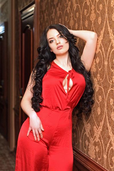 faithful Ukrainian girl from city Lviv Ukraine