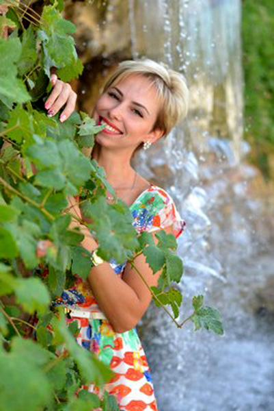 fine Russian girl from city Simferopol Russia