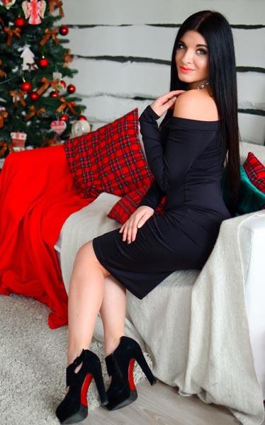gentle  Ukrainian fair sex from city Nikolayev Ukraine