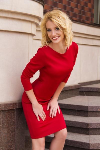 nice Ukrainian girl from city Kiev Ukraine