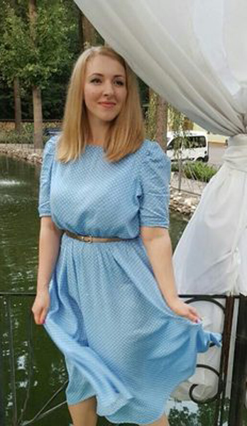 homelike Ukrainian womankind from city Vinnitsa Ukraine