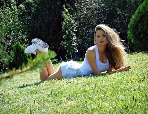 honest Ukrainian womankind from city Odessa Ukraine
