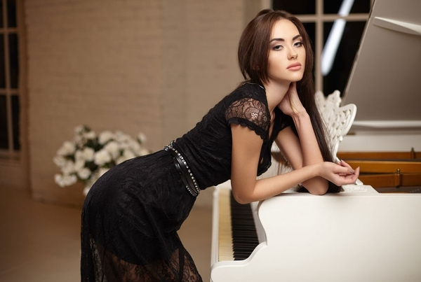 hottest Ukrainian girl from city Kiev Ukraine