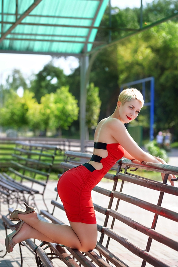 incredible Ukrainian female from city Zaporizhia Ukraine