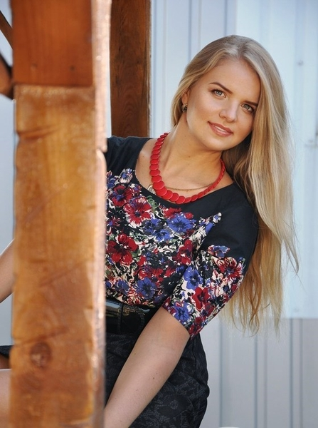 interesting Ukrainian marriageable girl from city Kharkov Ukraine