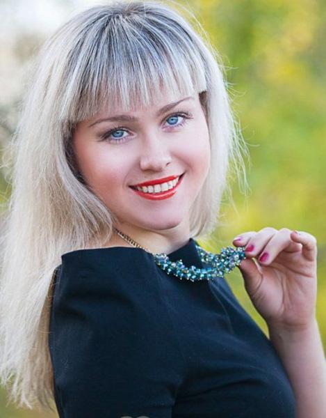 laid back Ukrainian lady from city Mariupol Ukraine