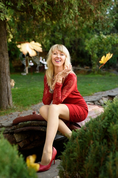 life-loving Ukrainian bride from city Berdyansk Ukraine