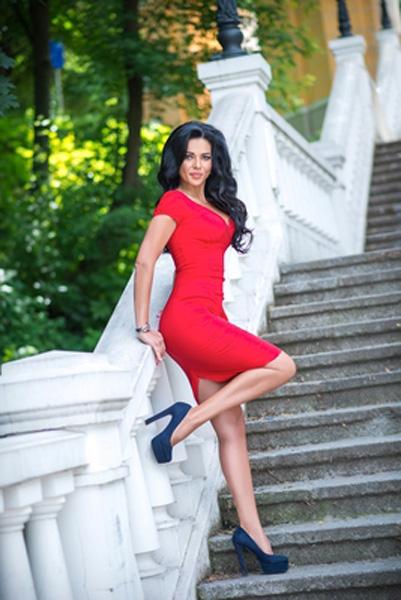 pretty Tata Ukrainian woman from city Kiev Ukraine