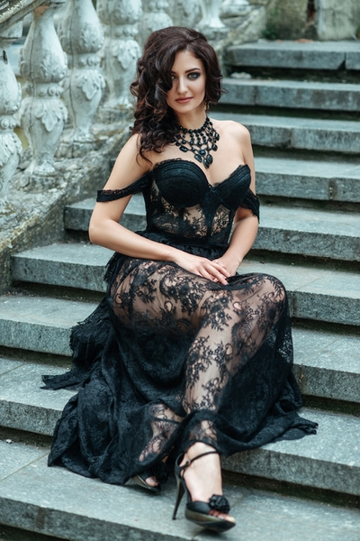 real Ukrainian womankind from city Dnepropetrovsk Ukraine