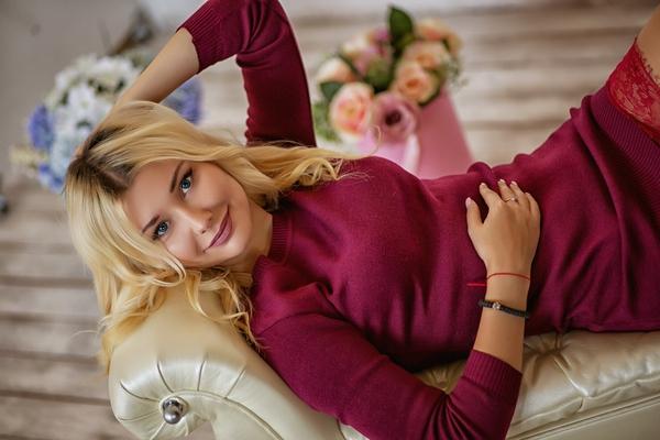 sensitive Russian fiancee from city Simferopol Russia