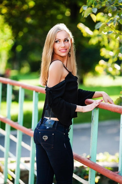 soulful Ukrainian marriageable girl from city  Cherkasy Ukraine