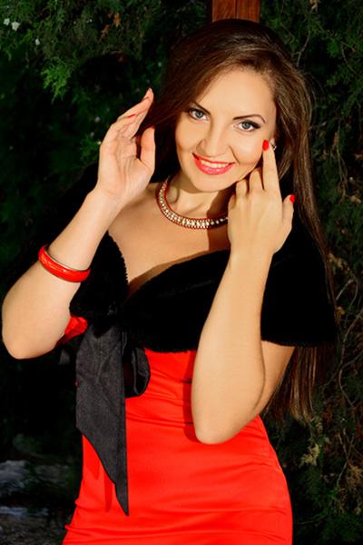 sympathetic Ukrainian bride from city Berdyansk Ukraine