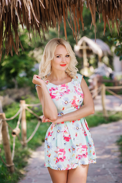 tender Ukrainian fiancee from city Odessa Ukraine