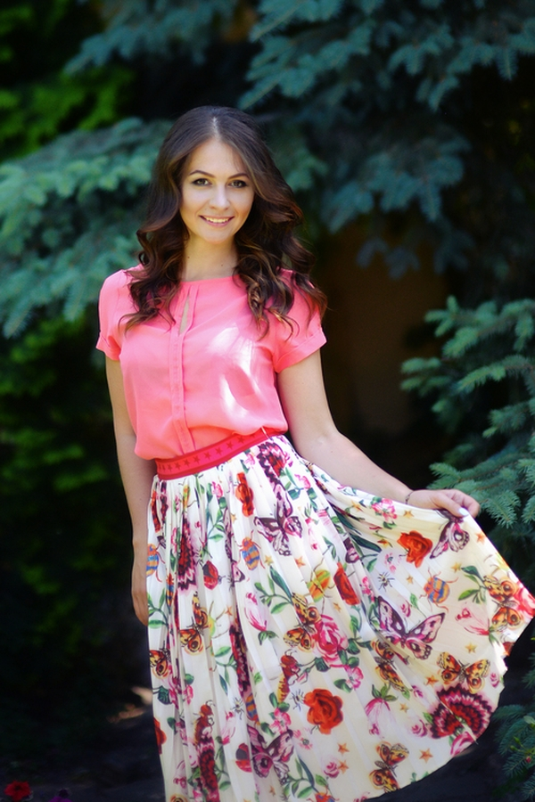 trusting Ukrainian womankind from city Kharkov Ukraine