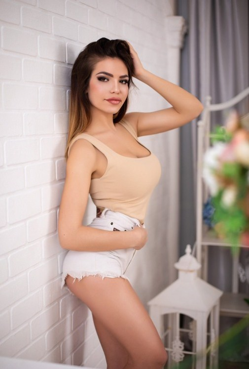Karina ukraine girl bride