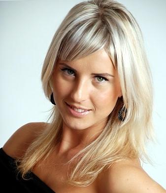 blonde  ukraine eastern woman