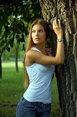 nice russian woman