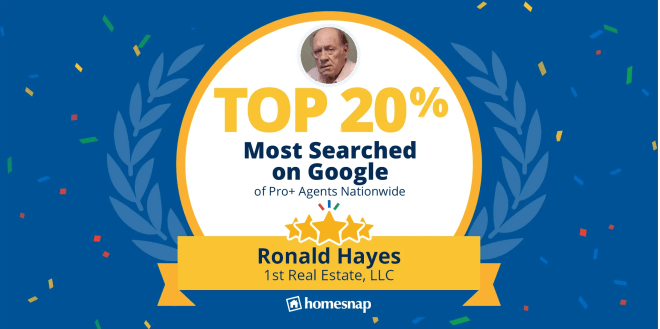 Top Searched on Google Award